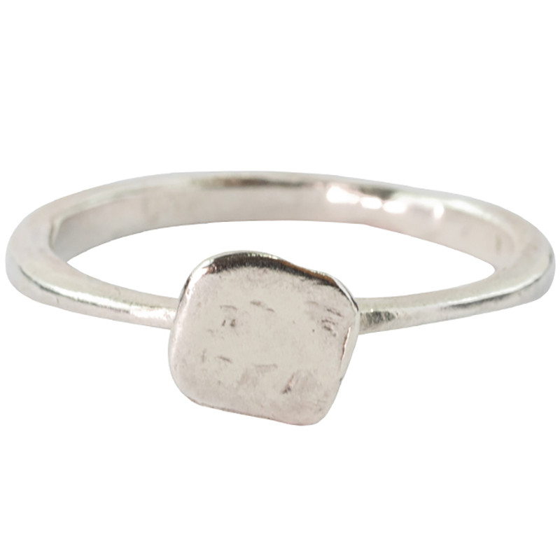 Ring Square Silver 925
