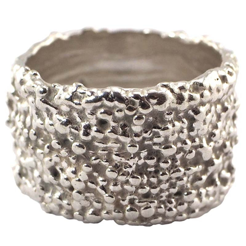 Ring Billes Sterling Silver Large