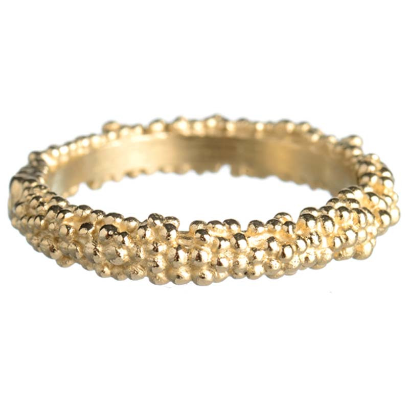 Ring Billes Light Gold Vermeil