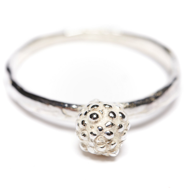Ring Blossom Sterling Silver