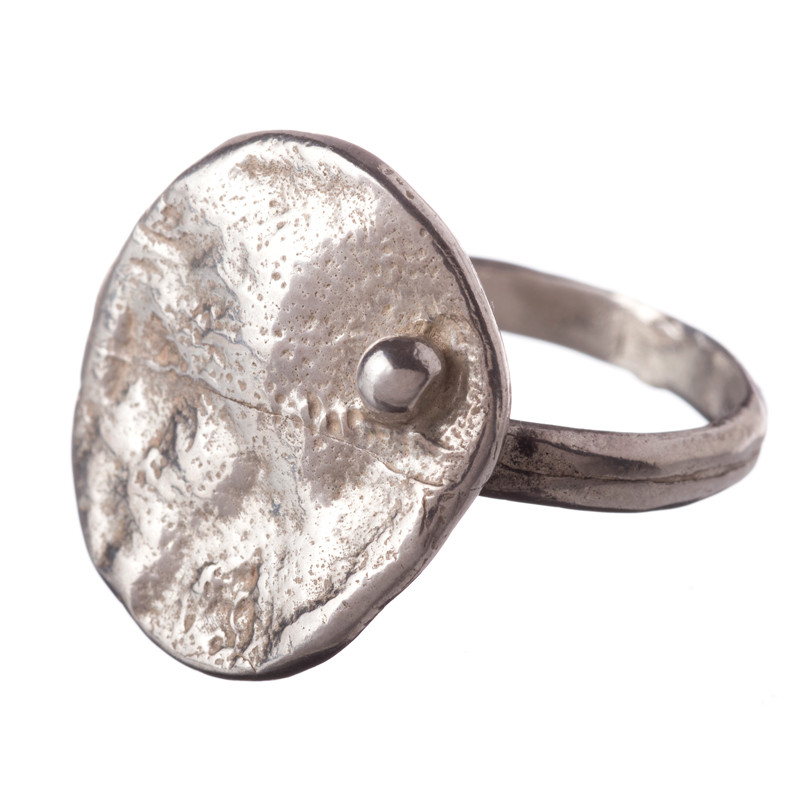 Ring Blossom Sterling Silver XL