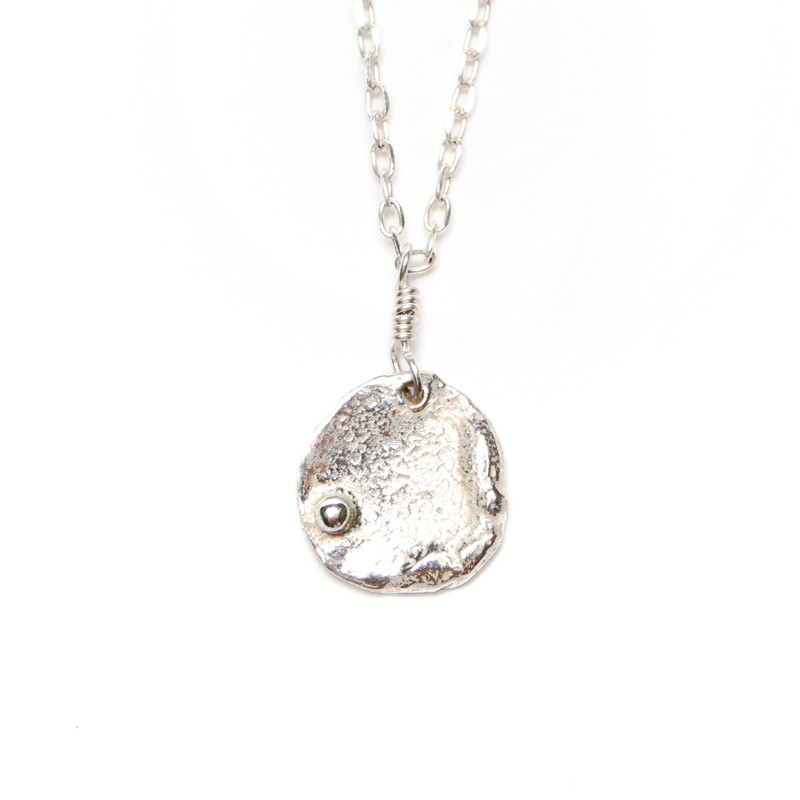 Collier Blossom Argent 925