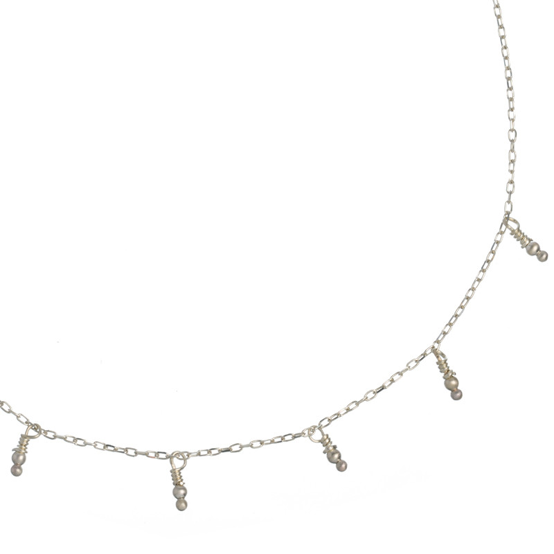 Collier Namibie Argent 925